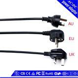 48W Versorgung-Adapter-Aufladeeinheit 12 Volt 4 Ampere für LCD-Monitor + EU-Wechselstrom-Netzkabel 1.5m