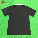 Healongスクリーンの印刷のデジタルプリント卸売のポロのゴルフワイシャツ