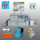 Alta velocidade PLC Automatic Vacuum Forming Machine