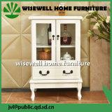 Mobília de madeira do gabinete da sala de visitas (W-CB-419)