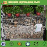 정원 (제조)를 위한 1mx0.8mx0.3m 직류 전기를 통한 용접된 Gabion 상자