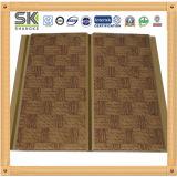 Decoración de interiores Diseño de madera (hoja de PVC WHE21)