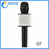Ls-Q7 Portable Mini Professional Karaoke Bluetooth Wireless Condenser Microphone