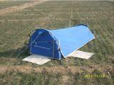 盗品のテントの単一の盗品のテントのハイキング
