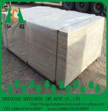 Carton ordinaire de panneau de particules avec le prix bon marché du constructeur de la Chine