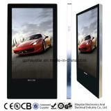간이 건축물을 광고하는 22inch 가득 차있는 HD 3G WiFi 케이블 디지털