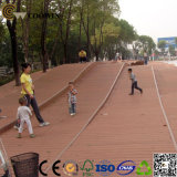 China Industry Non Slip Outdoor Playground Rubber Floor