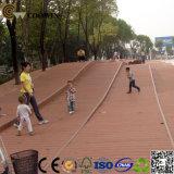 Китая индустрии пол резины спортивной площадки выскальзования Non напольный
