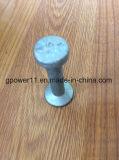 コンクリートのための製造業者によってカスタマイズされる球形のヘッド持ち上がるアンカー