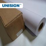 Película0.22mm liberación de papel 150 gramos de suelo de vinilo imprimible disolvente