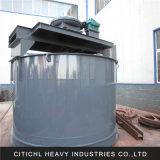 使用を排水する濃縮物およびテーリングのための鉱石のパルプの濃厚剤
