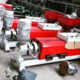 China Single Screw Máquina de sopro de película de plástico HDPE com cabeça de cabeça dupla (SJ-65)