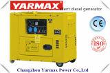 Yarmax 2.8kVA 3.5kVAの高品質の携帯用Diselの発電機の競争価格Ym4000t
