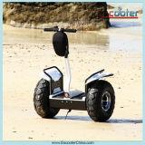 Veículo Scooter elétrico de cross-terrain portátil para transportador pessoal I2 com Ce
