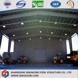 O Aeroporto Sinoacme Estrutura de aço Fabricação do prédio
