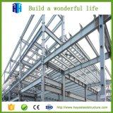 Projeto industrial Prefab da vertente do metal da fabricação da construção de aço