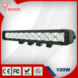 17 duim 100W LED Light Bar voor SUV ATV UTV