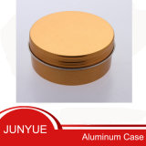 Metal aluminum 24/410 Screw Bottle Cap Cosmetic Hair Jar Closure