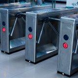 De individuele Turnstile van de Driepoot Metro van de Barrière van Colleting van de Vervoerprijs