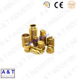 정밀도 알루미늄 또는 금관 악기 스테인리스 6061-T6 축융기 부속