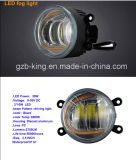 WhiteまたはIce Blue/Amber Halo Ringの新しいArrival IP67 3.5 Inch LED Fog Lamp