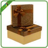 Коробки подарка рождества с крышками