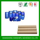 El Pegamento Adhesivo de Papel a Base de Agua para Hacer el Tubo de Papel/puede