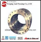 Flange do aço de carbono da pintura transparente DIN2576 Pn10 Dn80