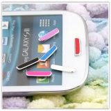 를 위해 Samsung Galaxy Aluminum Home Button Sticker (AA-009)