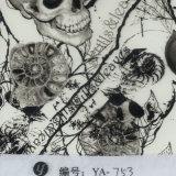 Пленки печатание перехода воды зомби черепа ширины Yingcai 1m пленка популярной водорастворимая