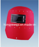 Rote Papierschweißens-Schablone (HYM-410)