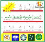 Le papier de format A4 75g-106 % Blancheur