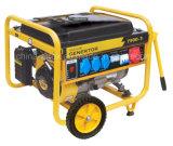Benzina di 380V/400V/415V 4kVA/5kVA/6kVA/generatore a tre fasi Portable della benzina