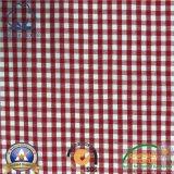 """Praça de 1/8"""" 65% Poli 35% algodão tecido tingido com Pátio"""