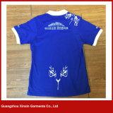 Il piccolo ordine ha reso personale la maglietta su ordinazione stampata di polo (P148)