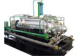De horizontale Pomp van het Water van het Voer van de Boiler van het Stadium van de Hoge druk Multi