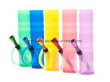 De kleurrijke Rokende Waterpijpen van het Silicone met Beste Prijs