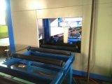 CNC de Scherpe Apparatuur van de Straal van het Staal van de Vorm van U L H van het Plasma