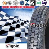 보증 최고 질 30000 Kms를 가진 제조 3.25-18 기관자전차 타이어 또는 타이어