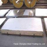 Placa de acero inoxidable (grado 317L)