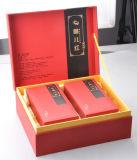 Caja caliente del té del papel de la cartulina de la venta, cajas de empaquetado del té