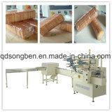 Eine Reihe auf Rand-Verpackungsmaschine für Cracker