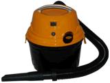 7.2V becken-Wasser-Staub-Staubsauger des Lithium-4L Plastik