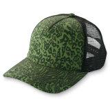Maglia in bianco normale del cappello del camionista della stampa del camuffamento del comitato di abitudine 5