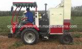 2017 Nueva cosechadora 4hb-2A del cacahuete de 4X4wd para la venta