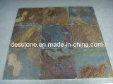 Chino oxidada pizarra mosaico (DES-ST1)