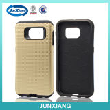 Samsung S6のためのPC+TPU Cell Phone Accessories Case