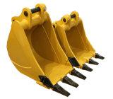 Caçamba Mini padrão Cat416 300 mm de largura para Escavadoras