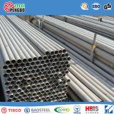 ASTM/Pt Tp 201 do tubo de aço inoxidável 1.4372