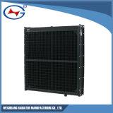 Wd287tad61: Generador Diesel de accesorios de alta calidad Radiador
